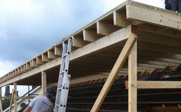 dakkapel bouwen